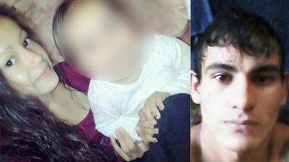 Mauro Ledesma estaba en pareja con Tamara desde hacía 5 años y tenía una hija de 3 años