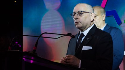 El canciller Jorge Faurie (Martín Rosenzveig)