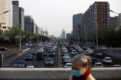 Beijing, China (Reuters/ Tingshu Wang)