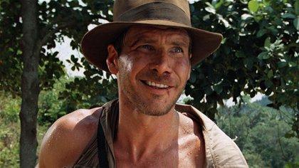 Harrison Ford en el papel de Indiana Jones (Foto: Especial)