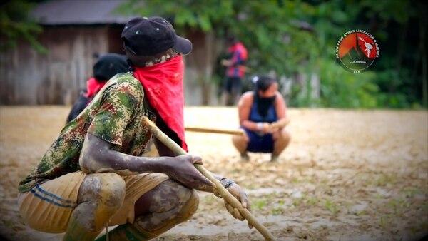 La guerrilla del ELN tiene campamentos en Venezuela desde hace más de 30 años.