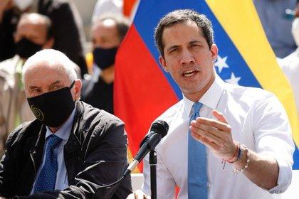 Juan Guaidó (Europa Press)