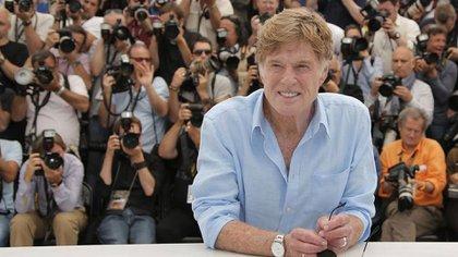 Robert Redford anunció que tiene dos proyectos como actor y que después se dedicará sólo a la dirección de cine y la pintura (AP)