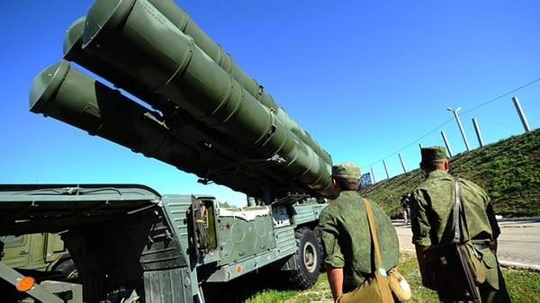 Sistemas antimisiles de Rusia (Tass)