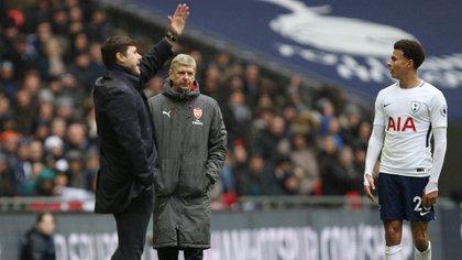 Arsene Wenger cree haberles hecho daño durante los entrenamientos a sus jugadores cuando dirigía en el Arsenal