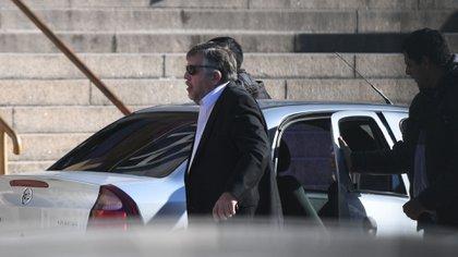 El fiscal Carlos Stornelli (Maximiliano Luna)