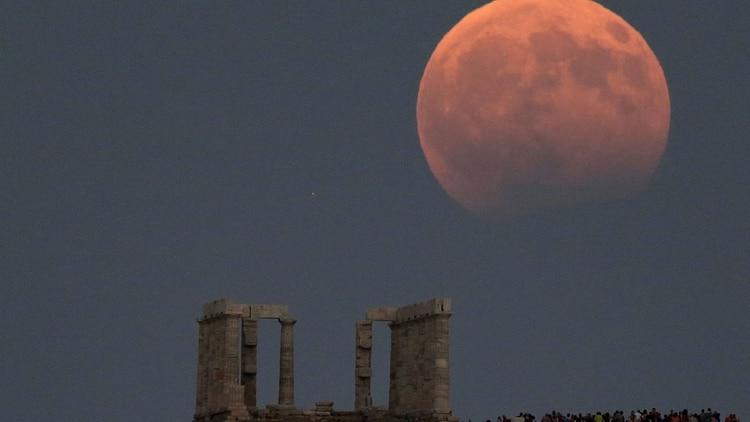 El eclipse total se producirá el domingo