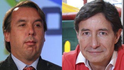 Roberto Gómez Fernandez y Emilio Azcárraga Jean, líderes de sus respectivas empresas, habrían ver el final de su alianza el pasado 31 de julio (Foto: Cuartoscuro)