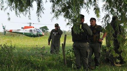 Más de mil hombres participaron en la búsqueda de los tres prófugos