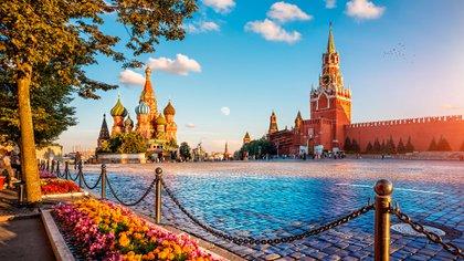 Moscú es la capital de Rusia, el centro político, económico y cultural. La ciudad más poblada de Rusia y Europa. Para la mayoría de los rusos y extranjeros la capital rusa es la ciudad de grandes posibilidades (Shutterstock)
