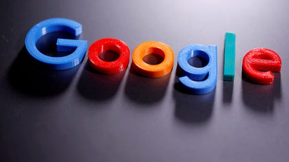 FILE PHOTO: A 3D printed Google logo is seen in this illustration taken April 12, 2020. REUTERS/Dado Ruvic/Illustration/File Photo