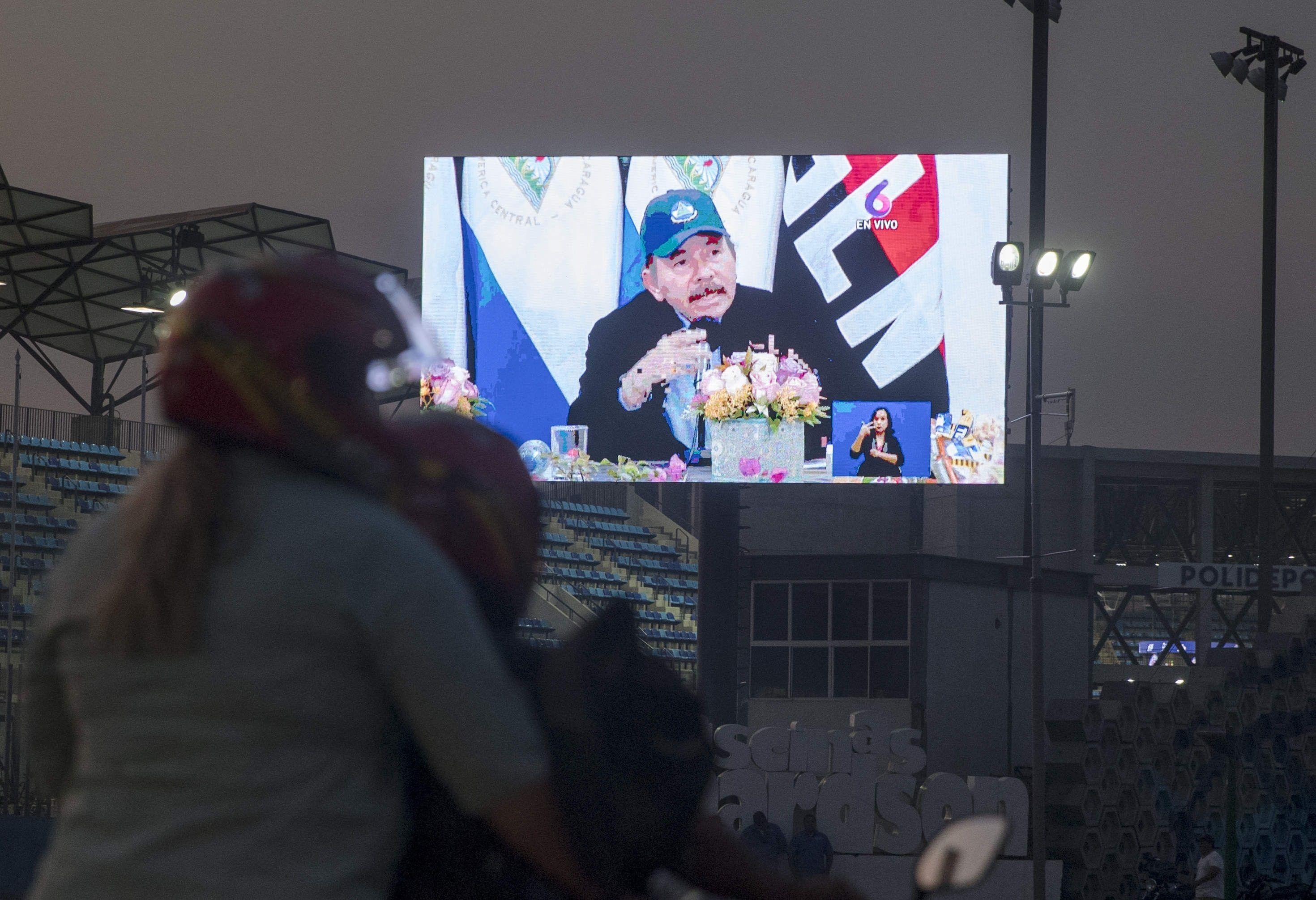 """El movimiento Nicaragüenses en el Mundo (NEEM), pidió al secretario general de la OEA, Luis Almagro, y a los cancilleres del organismo, que """"convoque a reunión de consulta de ministros de relaciones exteriores con urgencia"""" para abordar el caso de Nicaragua. EFE/Jorge Torres/Archivo"""
