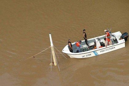 Efectivos de la Prefectura Naval Argentina confirmaron el hallazgo del cuerpo sin vida de uno de los jóvenes desaparecidos el sábado último en el río Paraná.