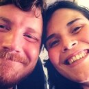 Persson e Izzo visitaron Buenos Aires para celebrar el Año Nuevo juntos