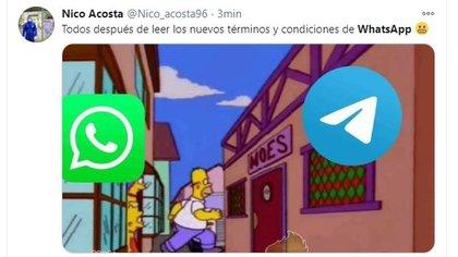 WhatsApp y los memes que desataron sus nuevos términos y condiciones QL6DZ7TQUFFTPGI6PCAOVUB7CE