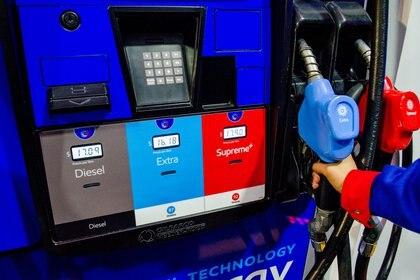 La Cofece impuso 51 millones de pesos en multas por alterar los precios de la gasolina (Foto: EFE / Enrique Contla)