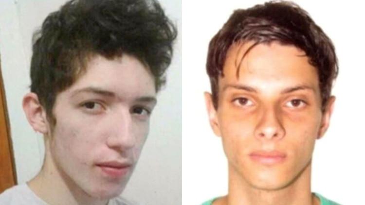 Guilherme Monteiro y Luiz Henrique de Castro