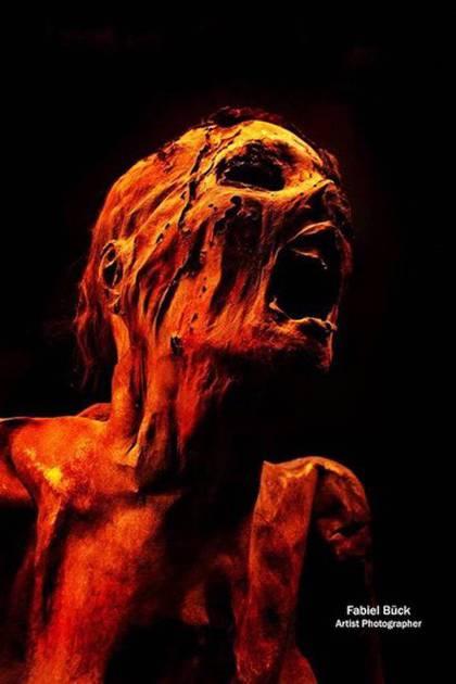 La mayoría de los cuerpos momificados provienen del panteón Santa Paula  (Foto: Museo de las momias de Guanajuato)