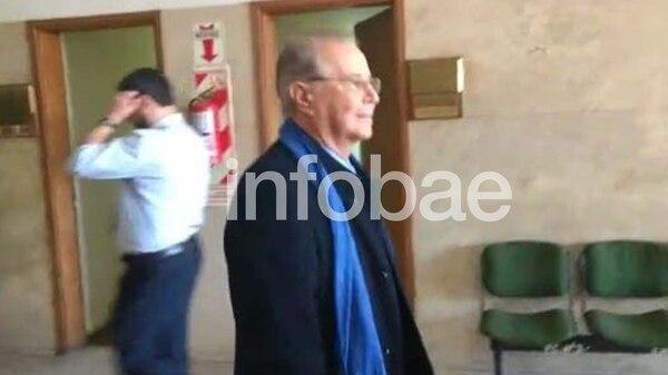 El empresario Gabriel Benjamín Romero, dueño de EMEPA