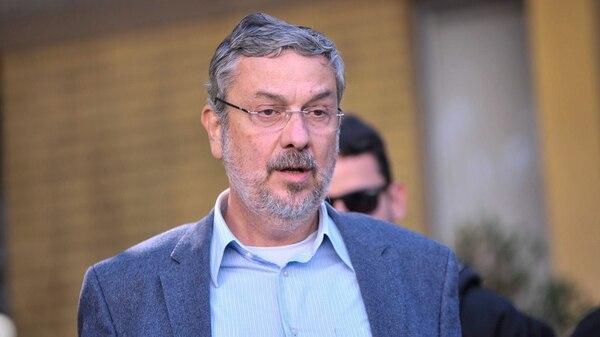 El ex ministro de Economía de Lula, Antonio Palocci, condenado a 12 años de prisión en la causa del Lava Jato