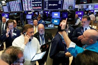 La rueda financiera fue negativa en Wall Street y contagió a los activos argentinos. (Reuters)