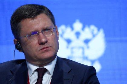 El ministro de energía ruso Alexander Novak (REUTERS/Evgenia Novozhenina/archivo)