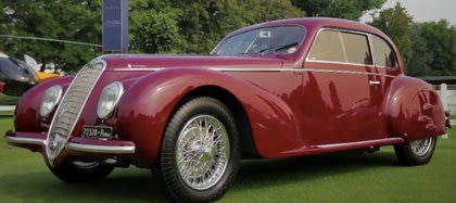 6C 2500 Sport de 1939.