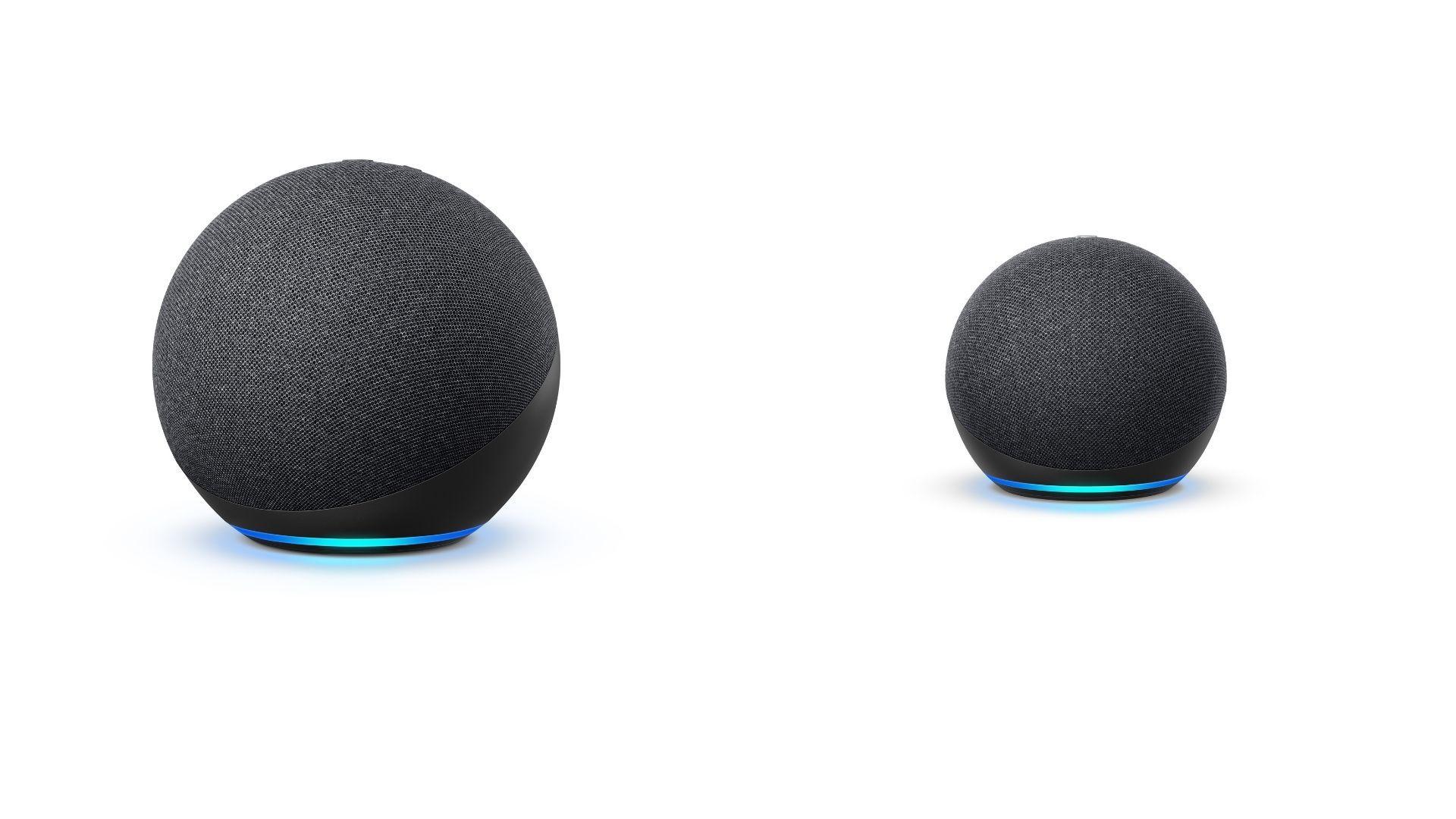 Amazon Echo y Echo Dot
