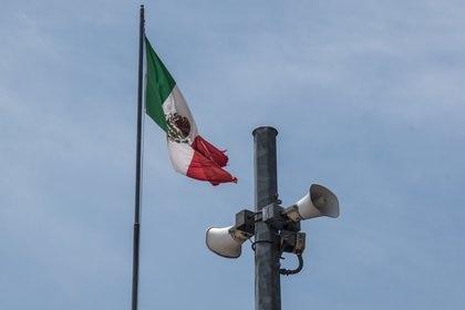 Alerta sonó 62 segundos antes de que llegaran las ondas sísmicas a la Ciudad de México Foto: Mario Jasso / Cuartoscuro