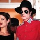 Mandatory Credit: Photo by Globe Photos/mediapunch/Shutterstock (10314161a) Lisa Marie Presley and Michael Jackson Lisa Marie Presley and Michael Jackson.