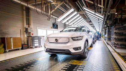 Ya se están produciendo dos modelos diferentes (Volvo)