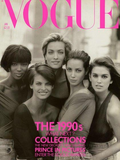 La icónica portada de 1990