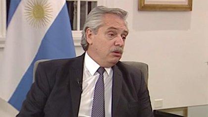 Según el presidente Alberto Fernández, el objetivo era que la Argentina asuma nuevos compromisos y que de ningún modo afecten al crecimiento a futuro ni que no obliguen a la Argentina a hacer ajustes que tengan que pagar los sectores más debilitados.