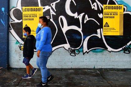 Solo el 27% de la población mexicana tiene un peso saludable (Foto: EFE)