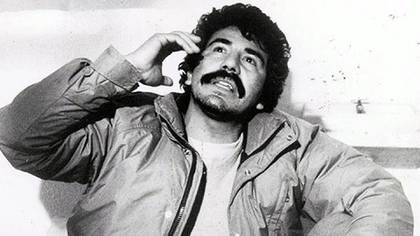 Rafael Caro Quintero, fundador del Cártel de Guadalajara, quien también recibió a Scherer en la cárcel (Foto: Archivo)