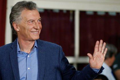 """""""Macri piensa que él garantiza la unidad de la oposición. Los moderados de Juntos por el Cambio piensan que Macri representa una facción interna"""", expresó Malamud (EFE/Juan Ignacio Roncoroni/Archivo)"""