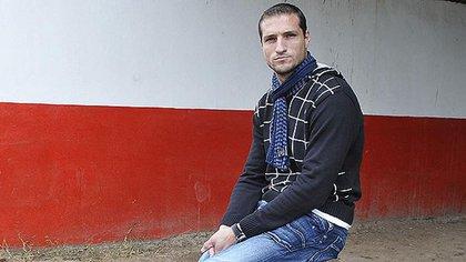 Diego Klimowicz jugó entre 1993 y 2011. En Alemania disputó ocho temporadas y convirtió 86 goles