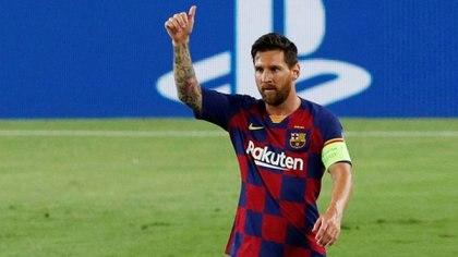 Lionel Messi no tendrá impedimentos para abandonar el FC Barcelona pese a la negativa del club (REUTERS)