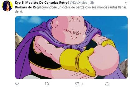 Numerosos memes circularon en Twitter a raíz del consejo de Bárbara de Regil