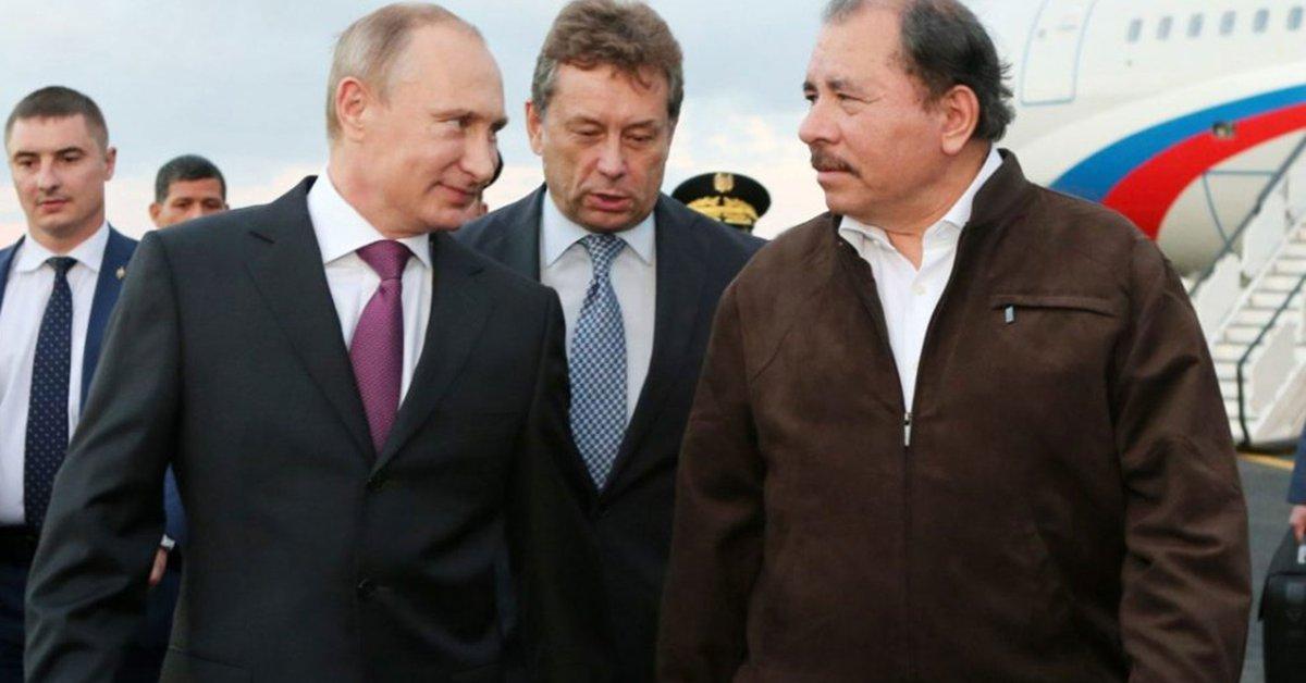 """EEUU comparó al régimen de Daniel Ortega con el gobierno de Vladimir Putin:  """"Sus leyes tratan de borrar del escenario a los opositores"""" - Infobae"""