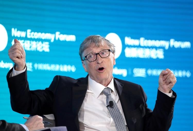 Bill Gates es el segundo hombre más rico del mundo, luego de Jeff Bezos, según el ránking Forbes 2019 (Reuters)