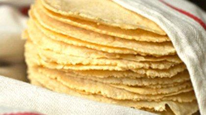 La tortilla est la principale source de nourriture pour les Mexicains (Photo: Spécial)