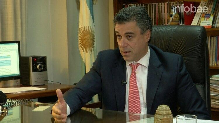 El juez Daniel Rafecas desestimó originalmente la denuncia de Nisman