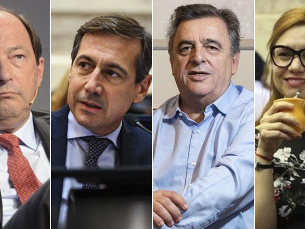 """Un sector de la UCR manifestó su preocupación por la """"fragilidad"""" política"""