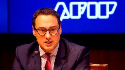 Leandro Cuccioli, extitular de la AFIP