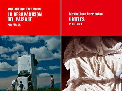 """""""Hoteles"""" y """"La desaparición del paisaje"""", sus dos novelas anteriores"""