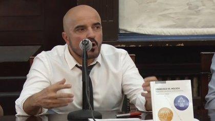 El juez Roberto Gallardo