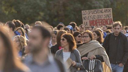 Imágenes de la Marcha por la Vida Argentina 2019 (Adrián Escandar)