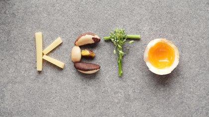 La dieta keto o cetogénica se volvió muy famosa entre las celebridades para bajar de peso rápidamente (Shutterstock)