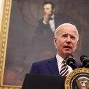 IMAGEN DE ARCHIVO: El presidente de Estados Unidos, Joe Biden, habla en un acto en el Comedor de Estado de la Casa Blanca en Washington, Estados Unidos, el 22 de enero, 2021. REUTERS/Jonathan Ernst